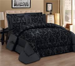 Quilted Bed Frame Luxury 3pcs Flock Quilted Bed Spread Bedspread Comforter Set Size