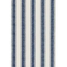 Blue Awning Blue Awning Stripe Woven Cotton Decorative Pillow Dash U0026 Albert