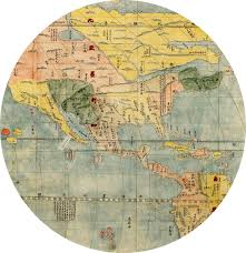 Made In America Map by Res Obscura Early Chinese World Maps
