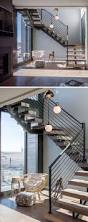 Modern Banister Ideas The 25 Best Modern Staircase Ideas On Pinterest Modern Stairs