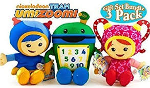 amazon team umizoomi plush bot geo milli fisher