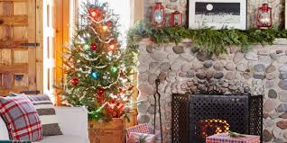 Country Decorations Patrick Mcguire Christmas Cabin Christmas Cabin Decorating Ideas