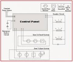 fire alarm wiring diagram symbols wiring wiring diagram instructions