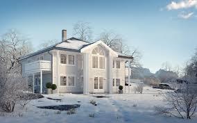 norwegian house project u2013 3dstudija