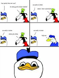 Dolan And Gooby Meme - what are some of the best spoderman dolan gooby memes quora