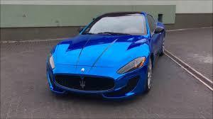 rose gold maserati maserati car wrapping super chrome blue zmena farby vozidla