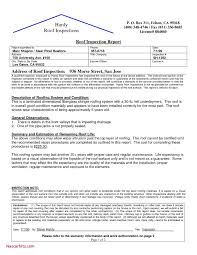 drainage report template roof inspection report template unique residential roof inspection
