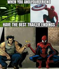Wolverine Picture Meme - civil war spiderman and wolverine image visit to grab an