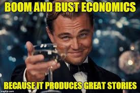 Economics Meme - leonardo dicaprio cheers meme imgflip