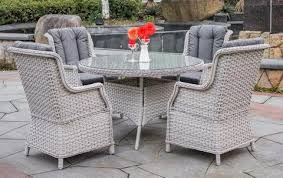 Patio Sets For Sale Aries Outdoor Wicker Dining Set Outdoor Furniture U2013 Clover Home