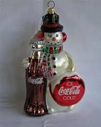 coca cola 70s ceramic polar disco enesco coke figurine