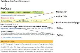 bunch ideas of apa format for citing newspaper articles for your