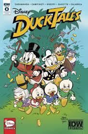ducktales preview ducktales 0 u2013 comic crusaders