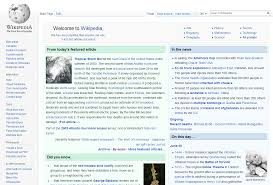 outline of wikipedia wikipedia