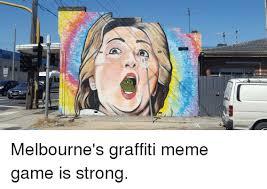 Graffiti Meme - ea melbourne s graffiti meme game is strong funny meme on me me