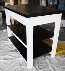 Diy Kitchen Bar by How To Build A Diy Kitchen Island