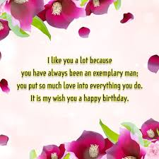 Wishing You A Happy Birthday Quotes 51 Best Uncle Birthday Quotes Wishes Images Picsmine