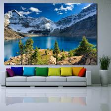 Living Room Paintings Order Framed Prints Wall Sticker Decorations Personalized Picture