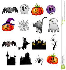 halloween vector characters royalty free stock image image 6670426