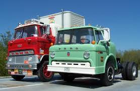 Old Ford Truck Brochures - ford h series cabover coe tractor ford trucks pinterest