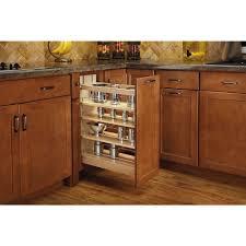 rev a shelf 25 5 in h x 8 5 in w x 22 75 in d pull out wood