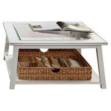coffee table with baskets under 22 well designed coffee tables with basket for storage home design