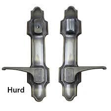 Patio Door Handle With Lock Video How To Replace The Bushing On Patio Door Handlesets