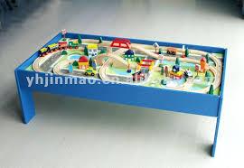 Funny Coffee Tables - coffee table train set u2013 viraliaz co