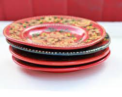 Decorative Hanging Plates Decorative Plates Etsy