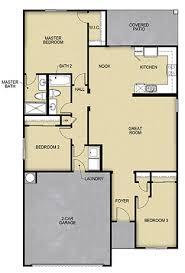 floorplans for homes 3 br 2 ba 1 floor plan house design for sale az