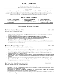 Sample Resumes For Lawyers by Sample Law Clerk Resume Resume Cv Cover Letter Law Clerk Resume
