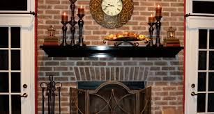decor mesmerizing fireplace mantel decorating ideas images