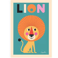 lion print lion print by ingela p arrhenius for omm design the pippa ike show