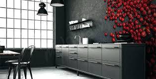 papier peint cuisine lessivable tapisserie cuisine moderne papier peint de cuisine papier peint