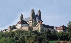 stuttgart castle großcomburg schwäbisch hall