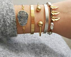 stacking bracelets etsy
