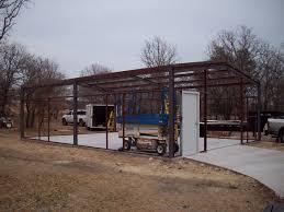 t r metal buildings the building process