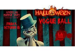 melbourne halloween vogue ball 2017
