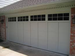 garage door with windows home interior design