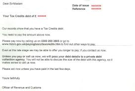 being harassed by hmrc or a debt company for repayment of a tax