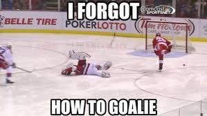 Hockey Goalie Memes - goalies are cute cerca con google ice hockey pinterest