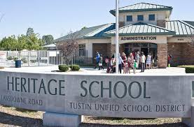 heritage elementary magnet opens in tustin with a little