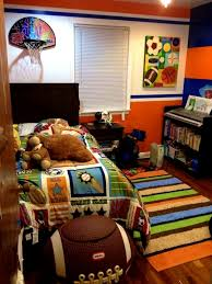 bedroom archaicfair fun sports themed bedroom designs for kids