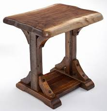 Natural Wood Nightstands Natural Wood End Tables U0026 Nightstands U2013 Urdezign Lugar
