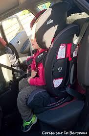 siege auto avis test et avis le siège auto évolutif every stage de joie cerise