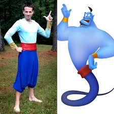 Alladin Halloween Costume Aladdin Genie Halloween Costume Genie Lamp Shirt