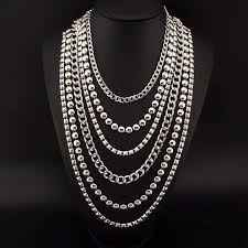 big statement necklace images Big fashion 6 layers long chain statement necklace loxlux jewelry jpg