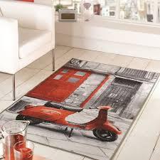 tapis de chambre ado tapis chambre ado vacation flair rugs 100x160