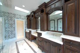 perfect master bathroom ideas with white bathroom vanity set for