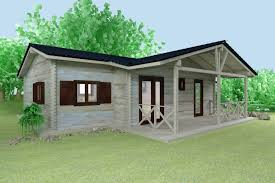 Plans To Build A Cabin Wooden House 3d Elevation Cabin House Plans And Design Interior